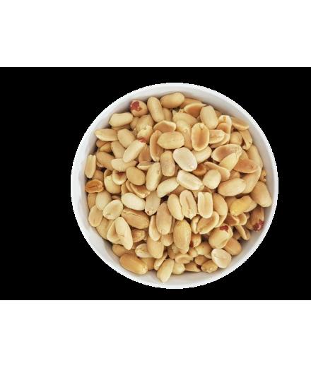 Cacahuete pelado tostado sin sal 500gr
